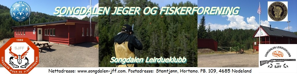 Songdalen Jeger- og fiskerforening